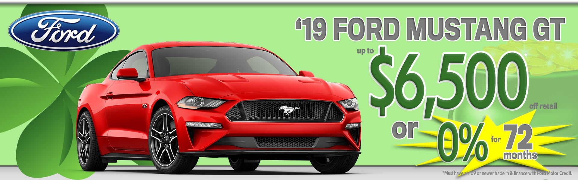 Ford Mustang 0 Finance